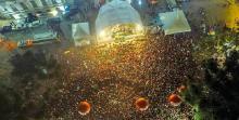 Manifestação em Curitiba