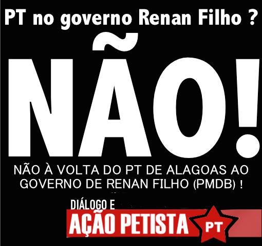 RENAN FILHO NAO