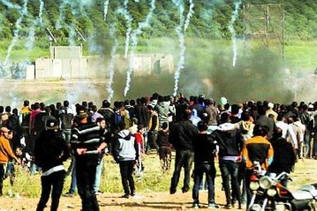 ataque a palestinos