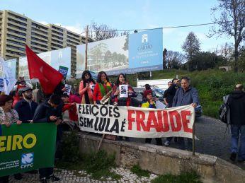 Eleição sem Lula é Fraude!