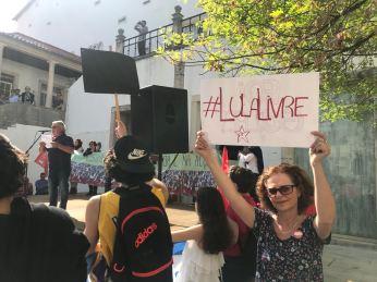 #LulaLivre