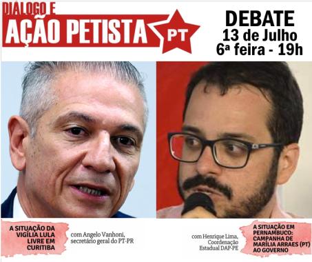 Convocatória Debate DAP13